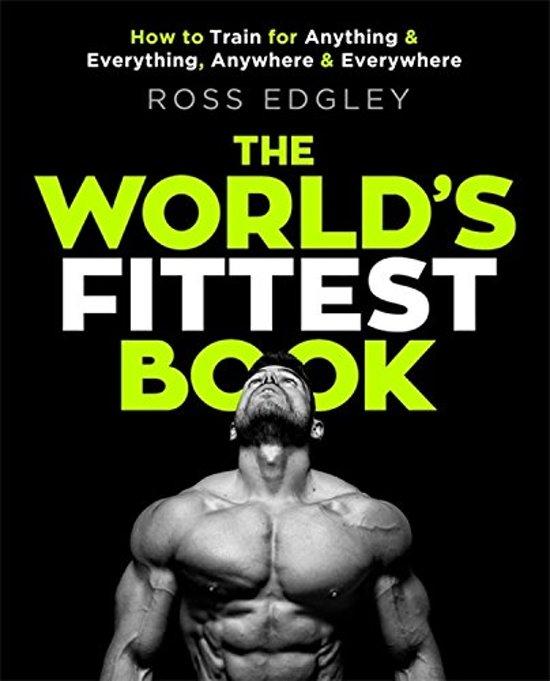 Fitness boek krachttraining voor mannen